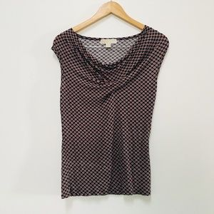 MICHAEL KORS Sleeveless Blouse XS